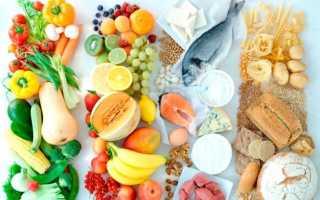Диета белково овощная фруктовая