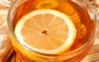 Чай с лимонной кислотой