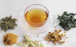Мочегонный чай состав