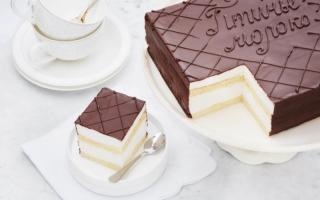 Низкокалорийный торт без выпечки рецепт с фото