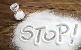 Диета 13 дней без соли и сахара