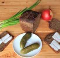 Витамины в соленом сале