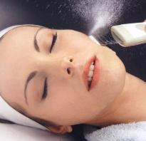 Восстановление кожи после химического пилинга
