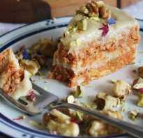 Сыроедческие десерты рецепты