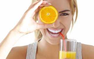 Кефирно апельсиновая диета