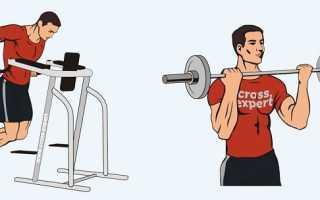 Базовые упражнения для рук