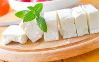 Фетакса сыр калорийность