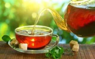 Монастырский чай пропорции