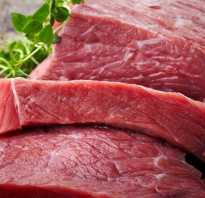 Витамины в говядине
