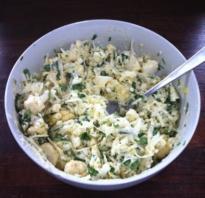 Легкие салаты зимой рецепты
