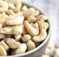 Грецкий орех состав таблица