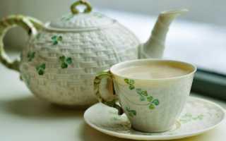 Заварить зеленый чай на молоке
