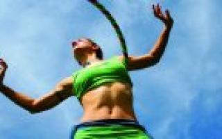 Упражнения с гирей 16