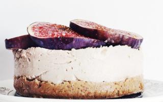 Рецепты сыроедческих десертов