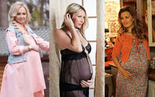 Набрала за беременность 25 кг