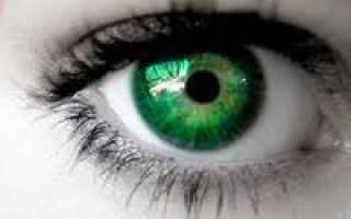 Как очистить глаза от шлаков