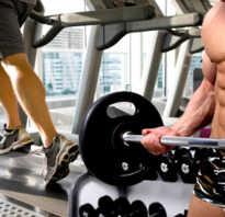 К анаэробным упражнениям относятся