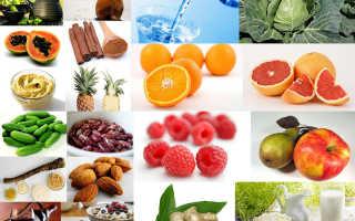 Продукты помогающие сжигать жир