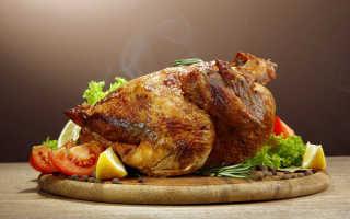 Куриная голень на пару калорийность