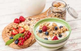 Сколько калорий съедать на завтрак