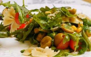Рецепты нежирных салатов