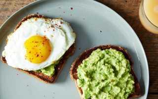 Белковые завтраки рецепты с фото