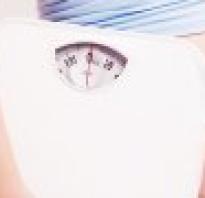 Таблица прибавки веса у беременных