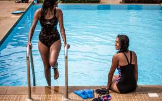 Сколько сжигается калорий в бассейне