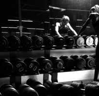 Упражнения с гантелями для всех групп мышц