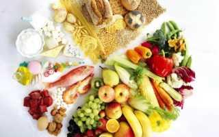 Сформулируйте основные принципы рационального питания кратко