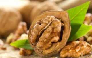 Витамины грецкие орехи