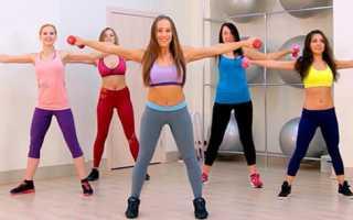 Скачать бесплатно гимнастику для похудения видео