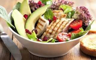 Низкокалорийные продукты для похудения список скачать