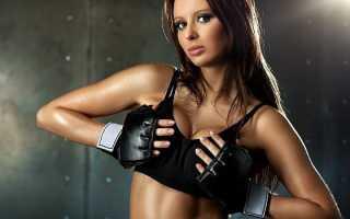 Гимнастика для увеличения груди