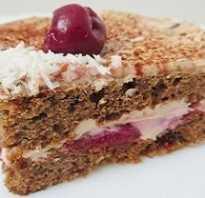 Малокалорийный торт рецепт с фото