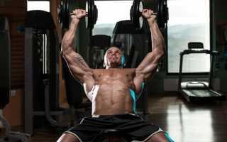 Лучшие упражнения для накачки грудных мышц