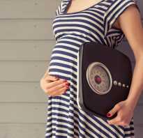 40 кг беременность