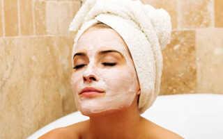 Глицерин маска для лица с витамином е