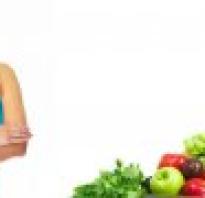 Эффективные диеты на месяц