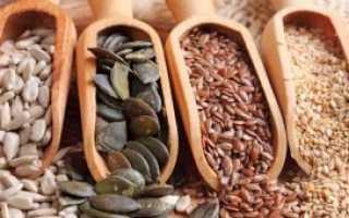 Можно ли семечки при диете для похудения