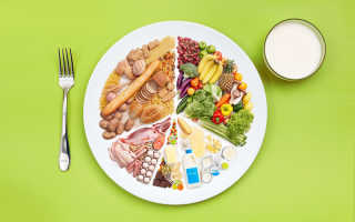 В таблице рекомендуемые суточные потребления