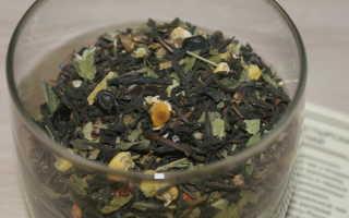 Монастырский сбор чай