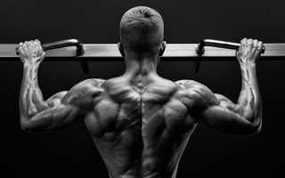 Самые эффективные упражнения для подтягивания