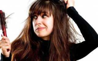 Выпадение волос нехватка какого витамина