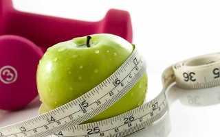Меню на 1100 калорий