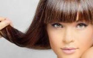 Как укрепить волосы от выпадения витамины
