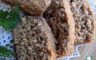 Рецепт цельнозернового хлеба без дрожжей