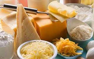 Кальциевая диета при переломах