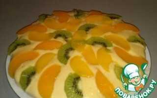 Нежирные торты рецепты с фото
