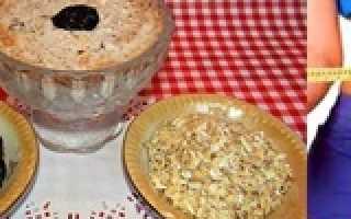 Рецепты для похудения с калорийностью